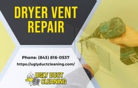 Dryer Vent Repair Services in Bluffton SC